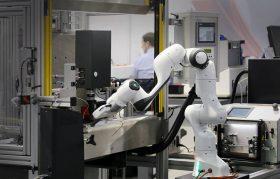Robot Franka Emika